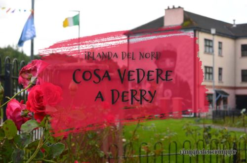 Cosa vedere a Derry?