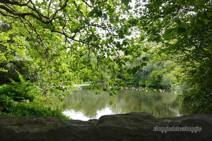 Stephen's Green, parco di Dublino