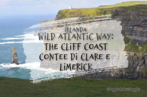 Cosa vedere nelle contee di clare e limerick, wild atlantic way
