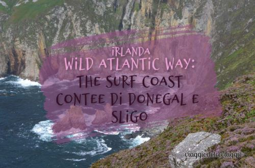 Cosa vedere contee di donegal -e sligo, wild atlantic way