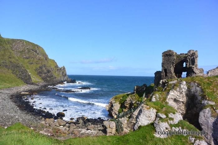 Cosa vedere in Irlanda del nord: Kinbane Castle