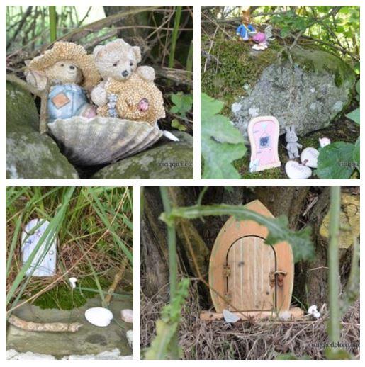 Irlanda, sentiero delle fate, fairy path