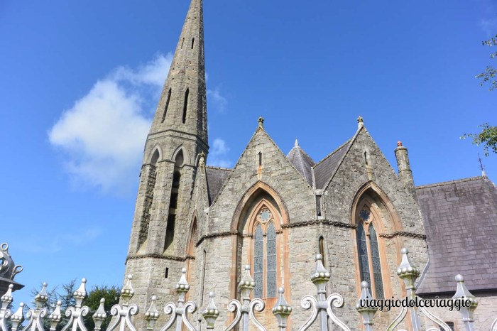 Westport, Irlanda, Holy Church