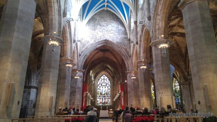 Edimburgo, cattedrale S. Giles