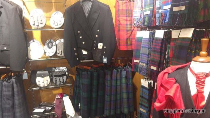 Edimburgo souvenir
