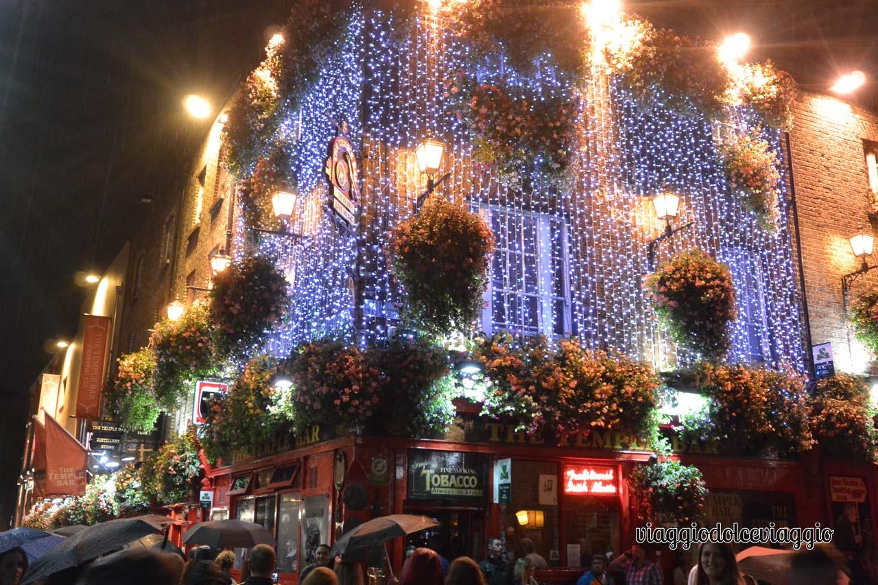 Dublino-pub a Temple Bar