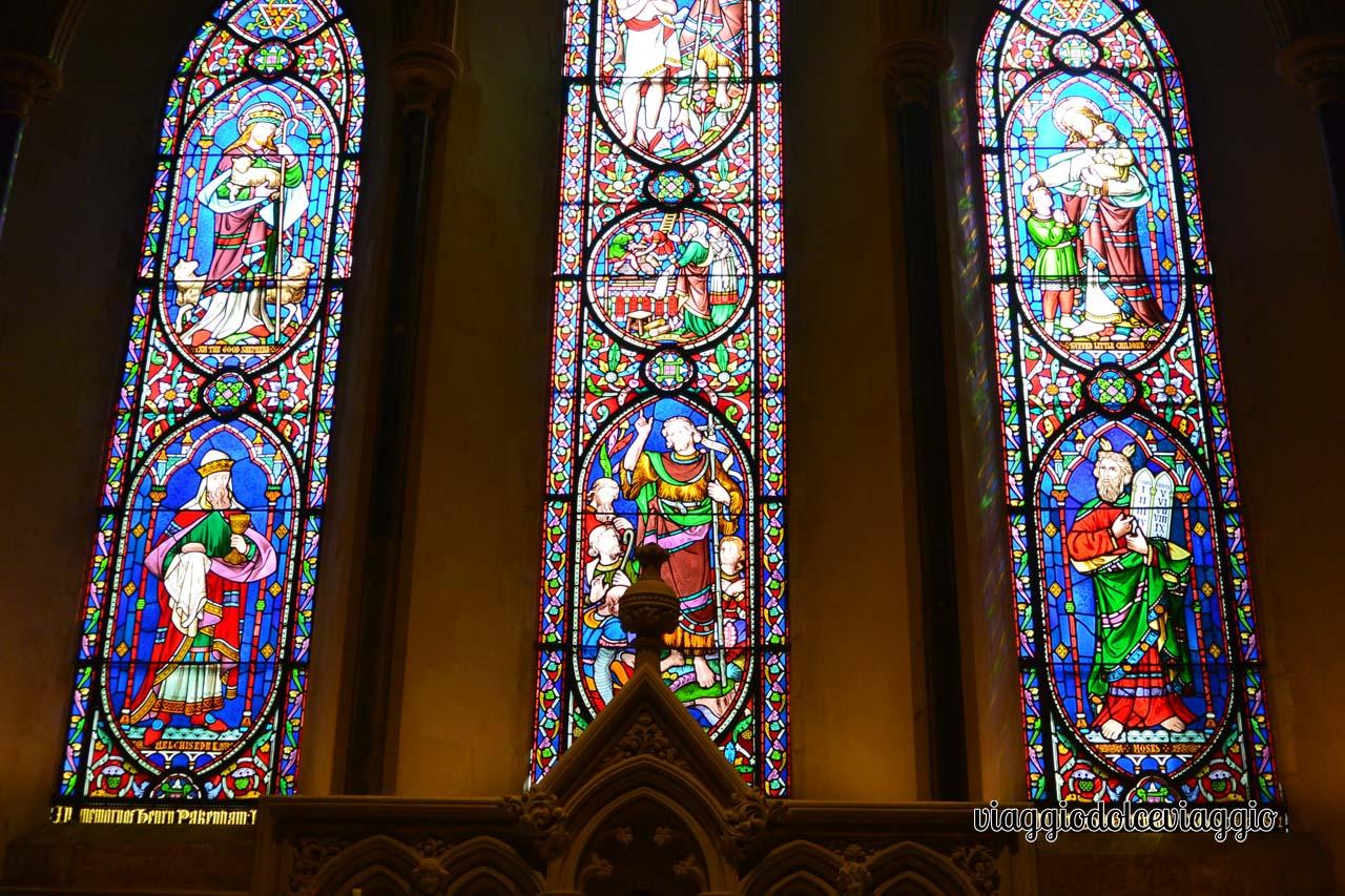 St. Patrick Cathedra, Dublino