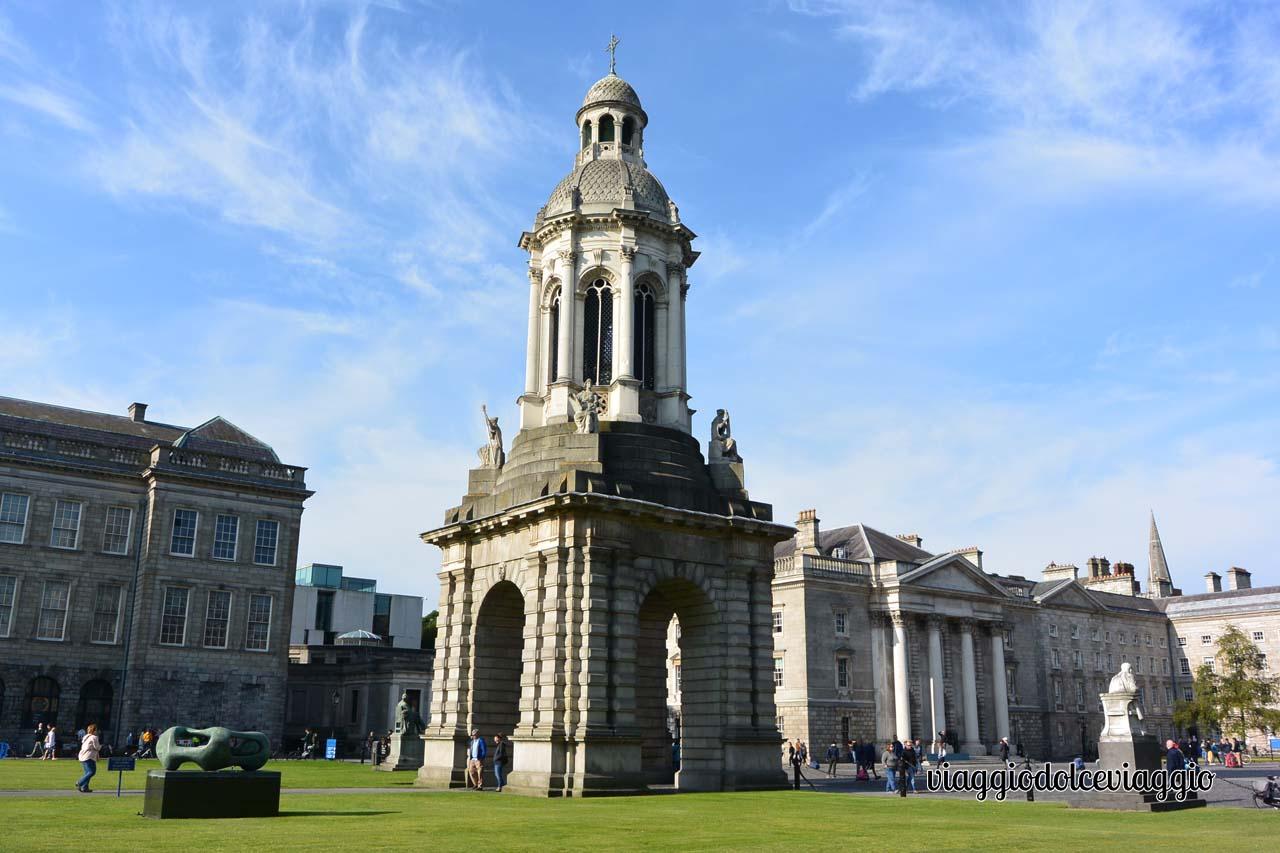 Dublino, Trinity College