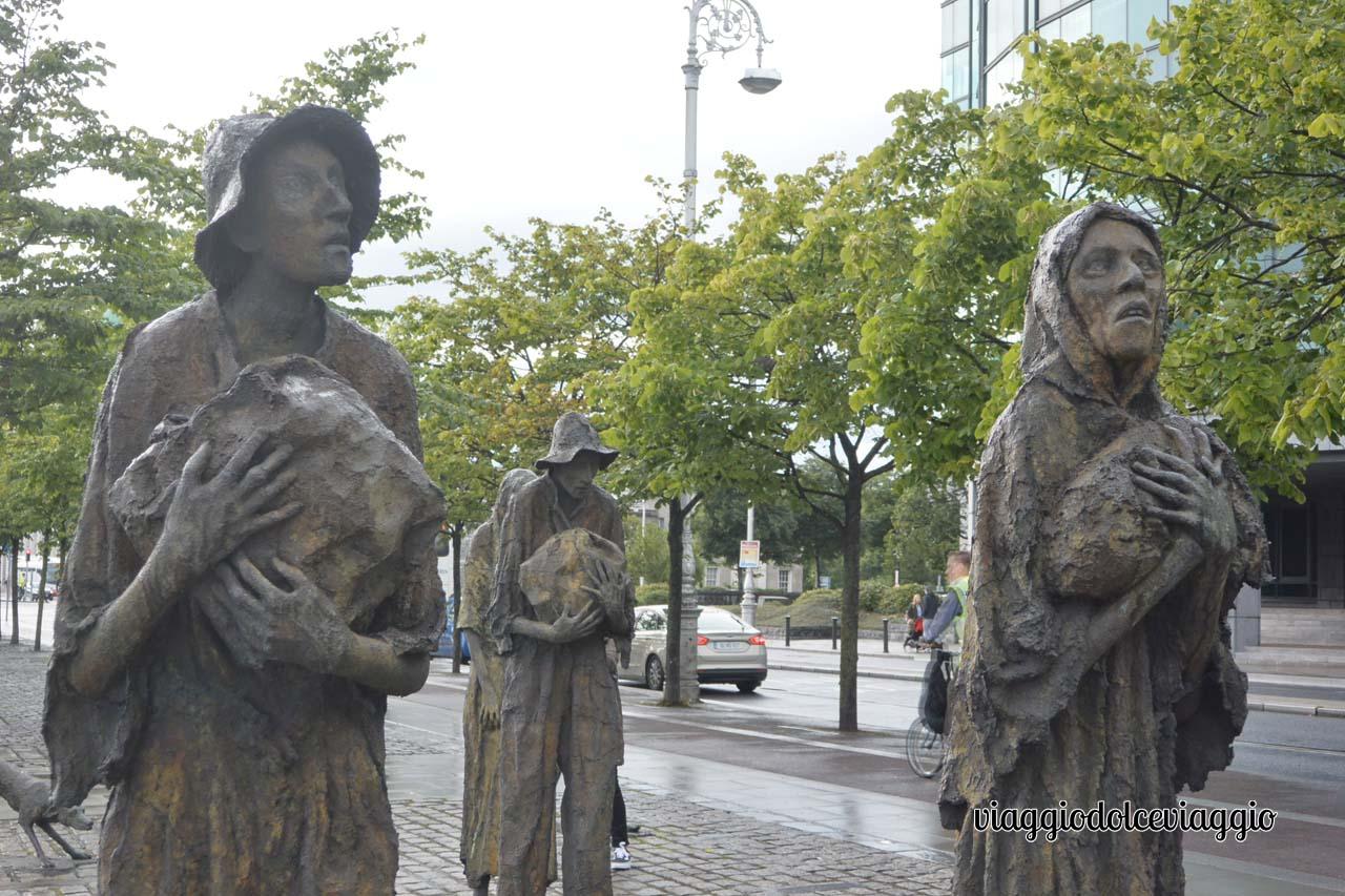 Dublino, great famine