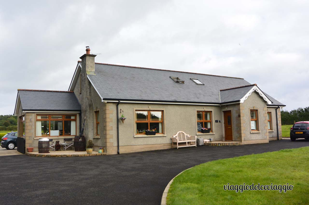 Carnately Lodge, Ballycastle