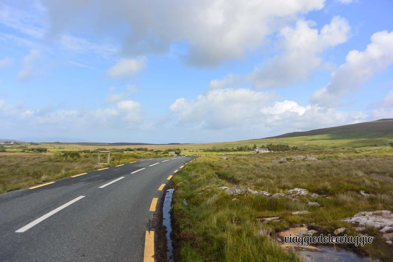 verso Killary Harbour