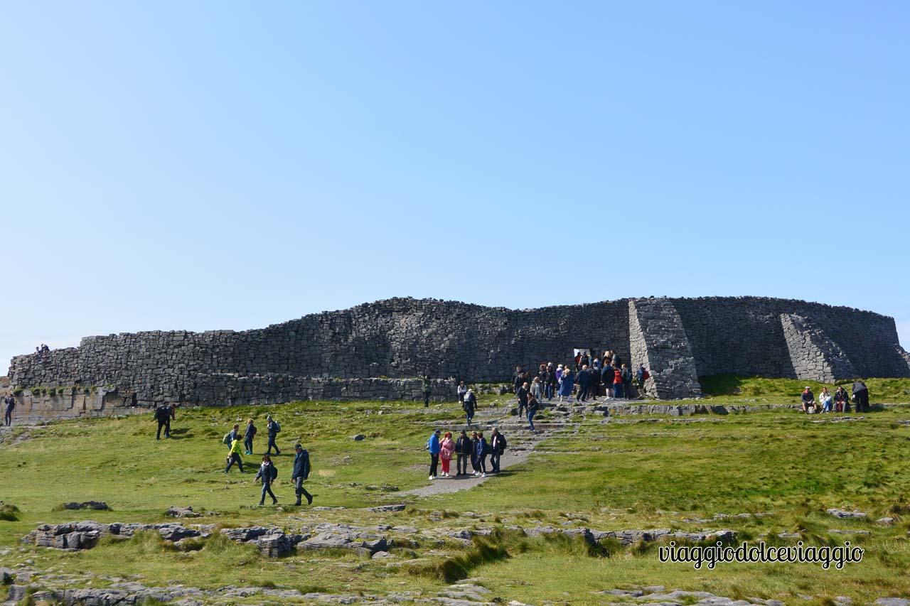 Inishmore, forte di Dun Aengus