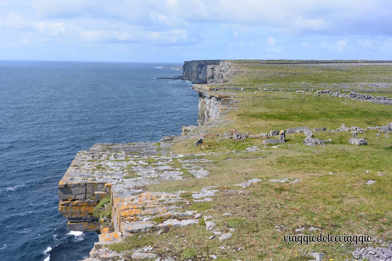 Inishmore forte Dun Aengus