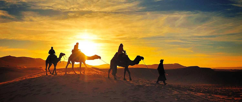 Tour nel deserto di 3 giorni con Viaggio in Marocco. Scopri il deserto!