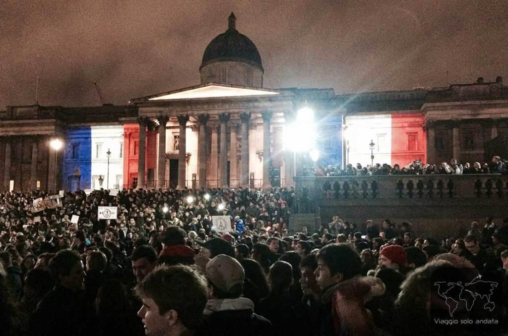 Londra attentato Parigi