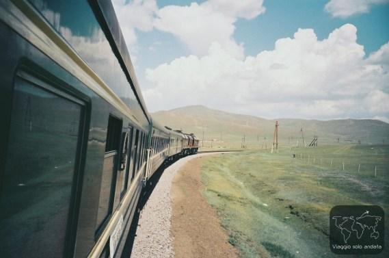 treno Transiberiana
