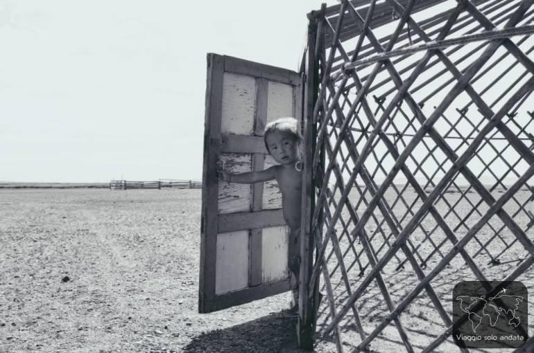 Nomadi mongoli ger
