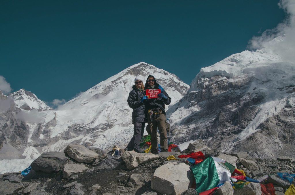 foto Everest Base camp