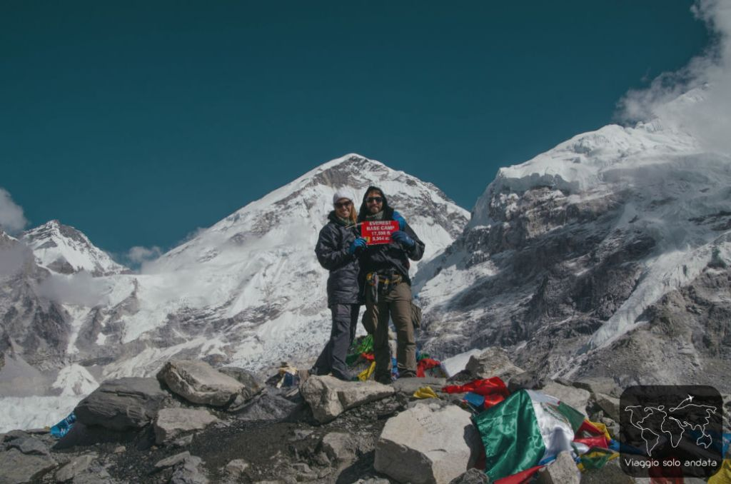 Quanto costa l'Everest Base Camp