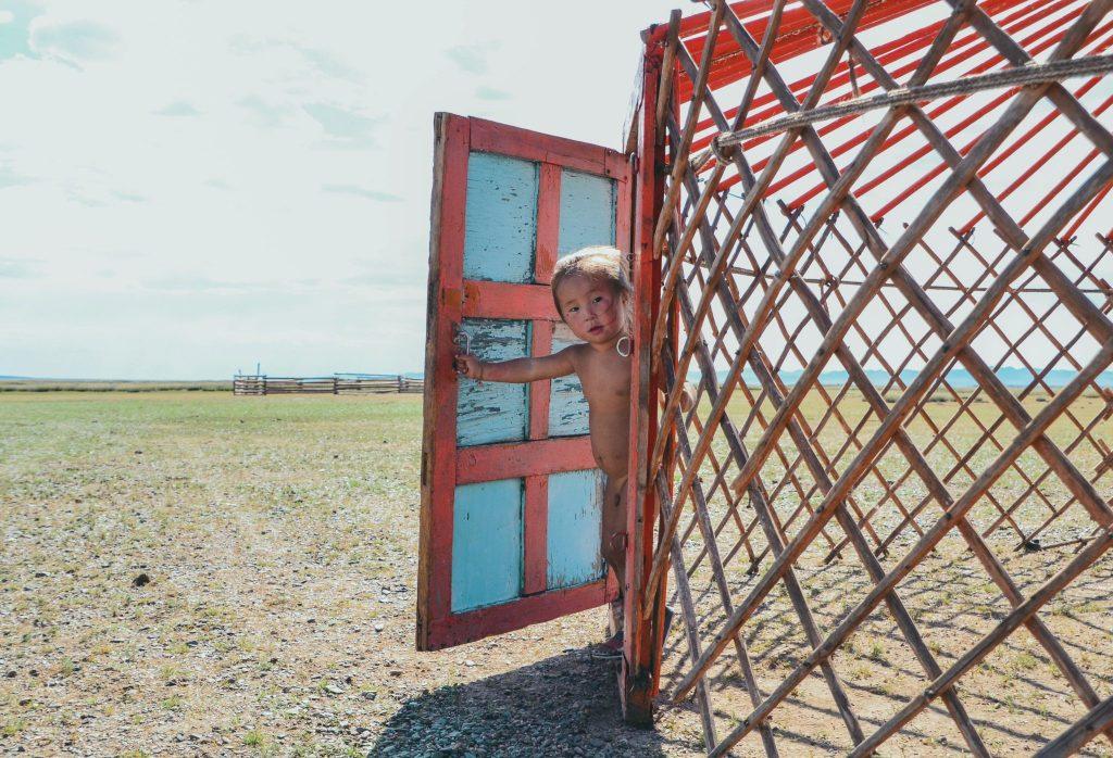 nomadi mongoli viaggio solo andata