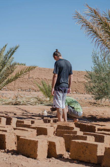 come funziona workaway in marocco