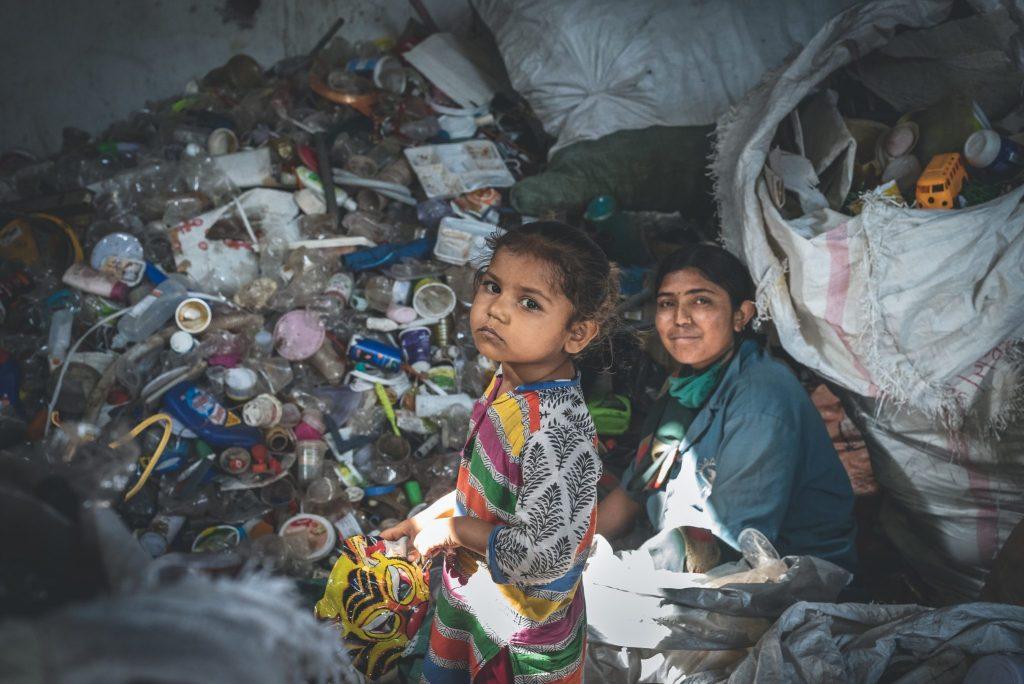 bambini poveri india