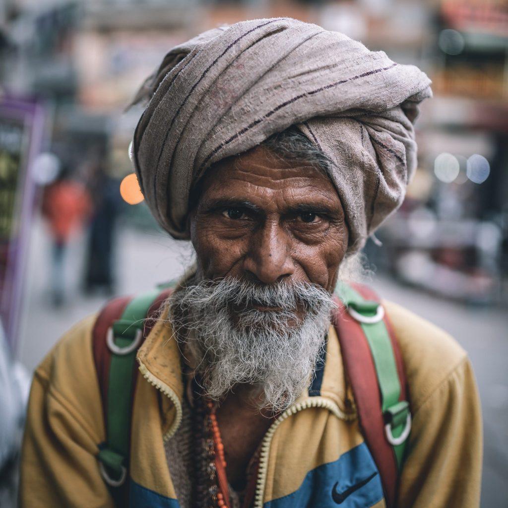 sguardo indiano