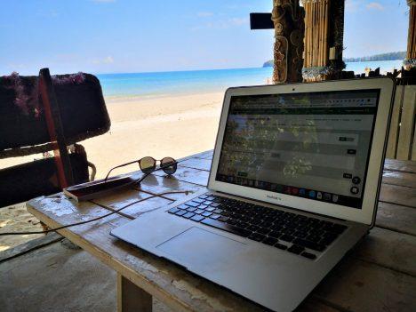 lavoro da nomadi digitali