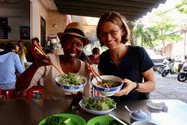 Eploratrici del gusto -Noodle in Vietnam