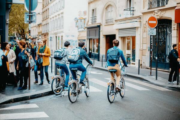 Condividere bici per viaggiare