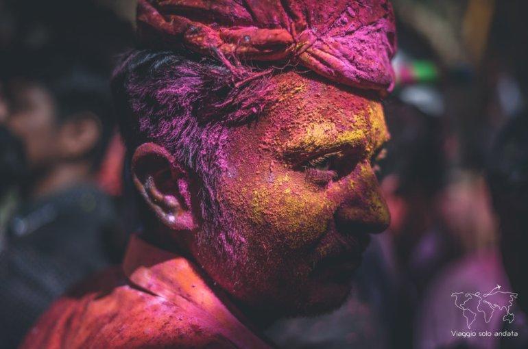 Holi festival reportage
