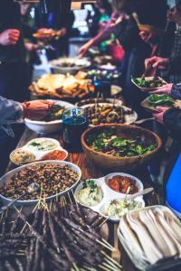 buffet per scegliere cosa fare nella vita
