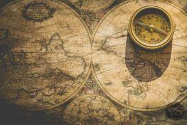 viaggiare stando fermi mappa