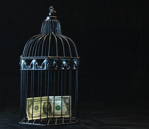 gabbia soldi