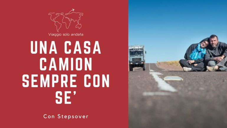stepsover intervista podcast