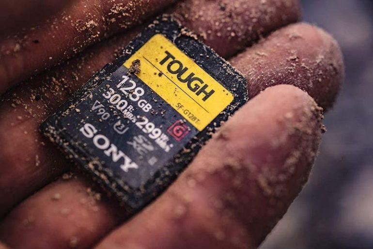 Migliore memory card per fotocamera