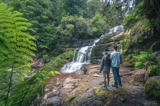cascata Tasmania