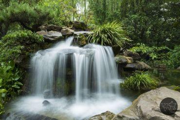 effetto seta fotografia acqua