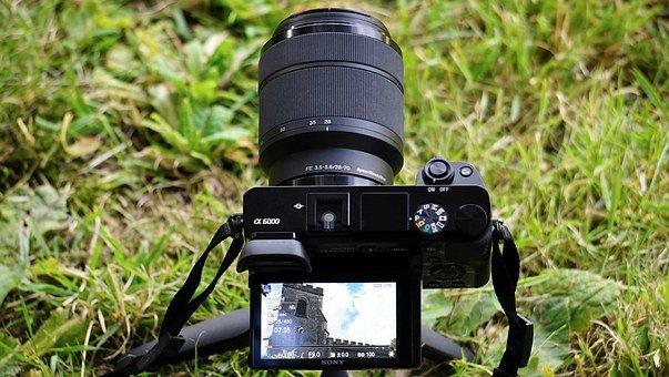 macchina fotografica per iniziare sony a6000