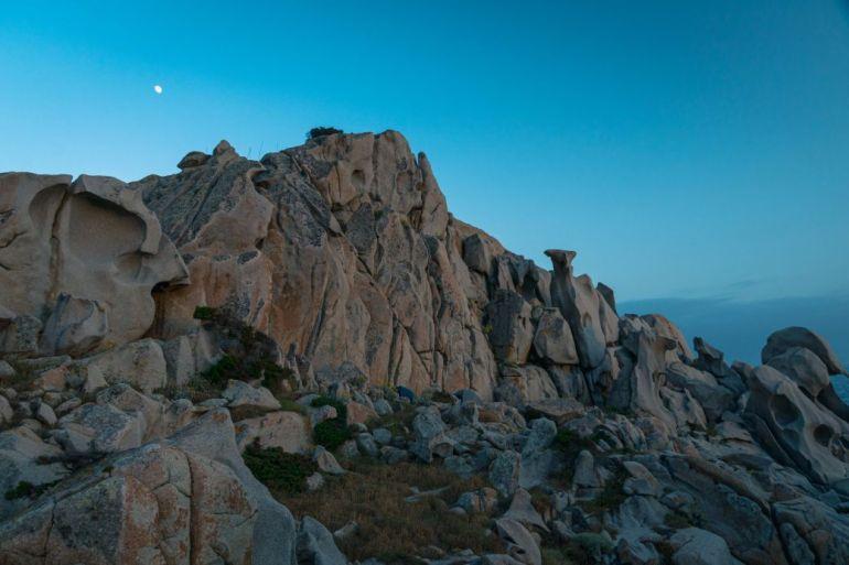 valle della luna sardegna