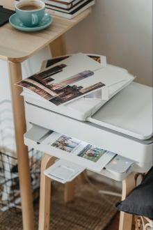 stampante fotografica esempio