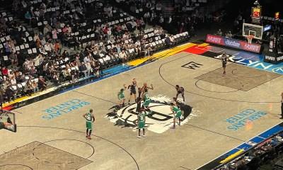 Brooklyn Nets win vs Celtics