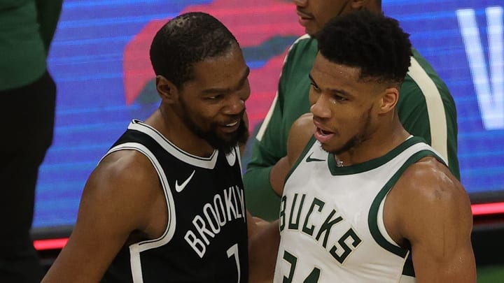 Nets Bucks playoffs