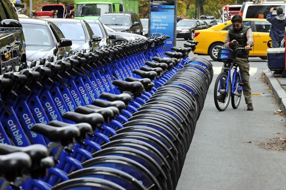 NY bikesharing