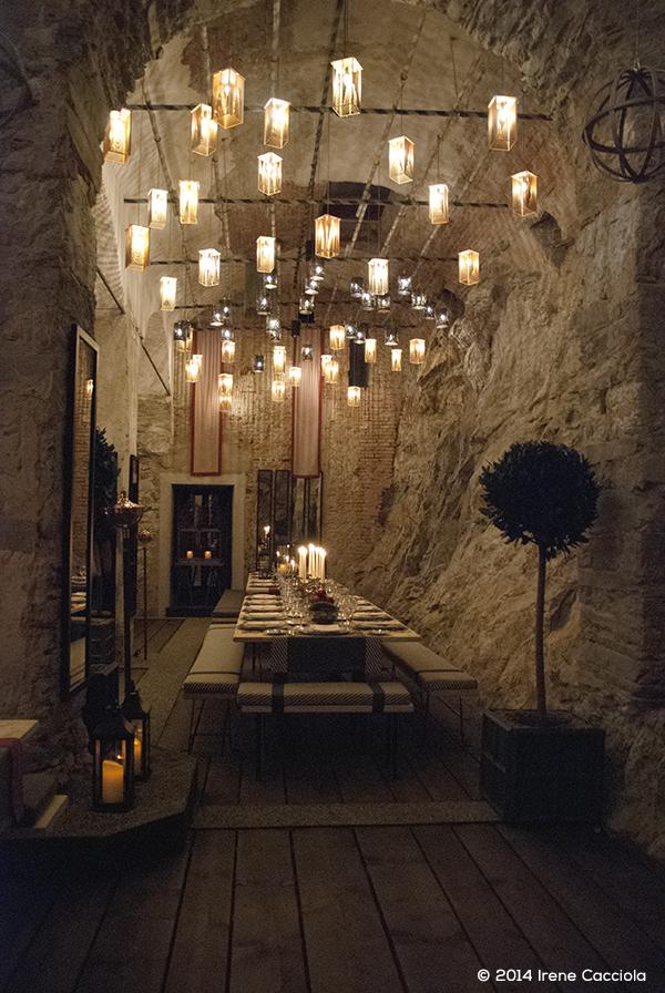 Birra lanterne e una stella la magia natalizia alla FORST