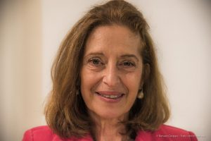 Anna Lo Bianco, curatrice della mostra.