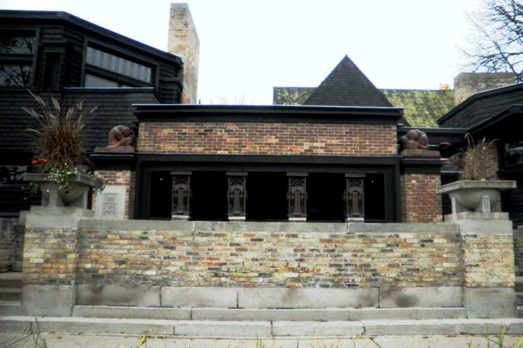 Casamuseo e studio di Frank Lloyd Wright  Oak Park