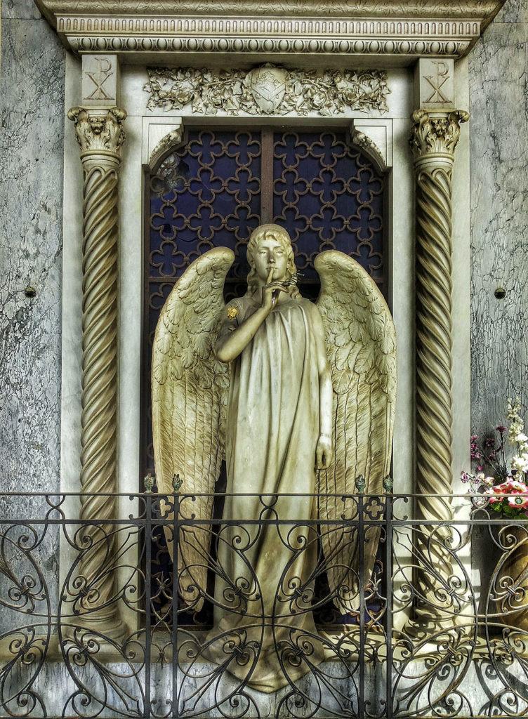 Galileo Chini al cimitero monumentale dellAntella  Viaggi Verde Acido