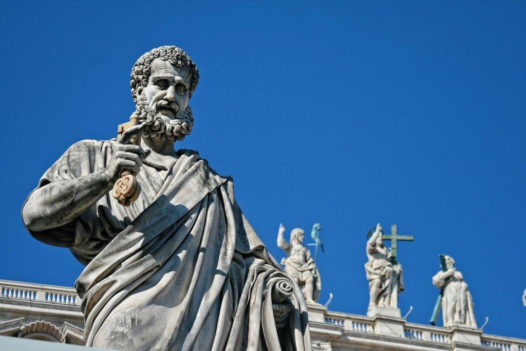 Piazza San Pietro e Paolo - Città del Vaticano