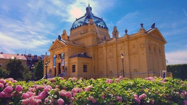 anche Zagabria in Croazia rientra tra le più belle capitali per visitare il capodanno